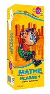 Karteibox Mathe Klasse 1