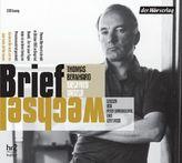 Der Briefwechsel, 3 Audio-CDs