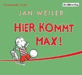Hier kommt Max!, 1 Audio-CD