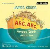 ABC, ABC, Arche Noah sticht in See, 1 Audio-CD