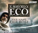 Der Name der Rose, 6 Audio-CDs
