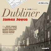 Dubliner, 8 Audio-CDs