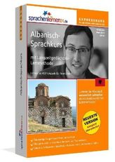 Albanisch-Expresskurs, PC CD-ROM m. MP3-Audio-CD