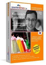 Koreanisch-Expresskurs, PC CD-ROM m. MP3-Audio-CD