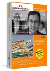 Suaheli-Expresskurs, PC CD-ROM m. MP3-Audio-CD