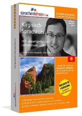Kirgisisch-Expresskurs, PC CD-ROM m. MP3-Audio-CD