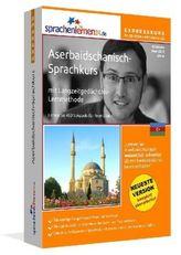 Aserbaidschanisch-Expresskurs, PC CD-ROM m. MP3-Audio-CD
