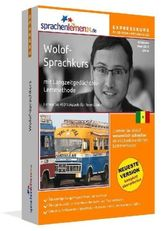 Wolof-Expresskurs, CD-ROM m. MP3-Audio-CD