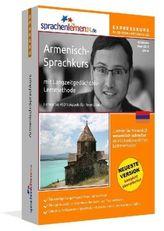 Armenisch-Express-Sprachkurs, CD-ROM m. MP3-Audio-CD