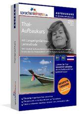 Thai-Aufbaukurs, PC CD-ROM m. MP3-Audio-CD