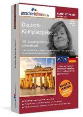 Deutsch-Komplettpaket, DVD-ROM