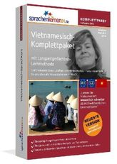 Vietnamesisch-Komplettpaket, DVD-ROM