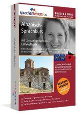 Albanisch-Basiskurs, PC CD-ROM m. MP3-Audio-CD