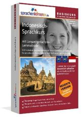 Indonesisch-Basiskurs, PC CD-ROM m. MP3-Audio-CD