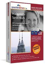 Malaysisch-Basiskurs, PC CD-ROM m. MP3-Audio-CD
