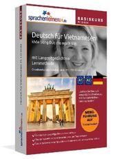 Deutsch für Vietnamesen Basiskurs, PC CD-ROM