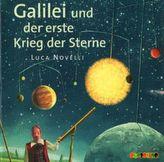 Galilei und der erste Krieg der Sterne, 1 Audio-CD