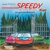 Speedy, das kleine Rennauto - Die geheime Mutprobe, 1 Audio-CD