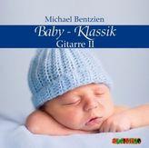 Baby-Klassik: Gitarre II, 1 Audio-CD