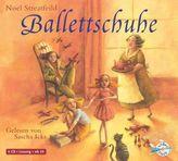 Ballettschuhe, 4 Audio-CDs