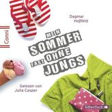 Conni 15, Mein Sommer fast ohne Jungs, 2 Audio-CDs