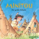 Minitou: Der große Indianer, 1 Audio-CD