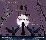 Lilith Parker und der Kuss des Todes, 4 Audio-CDs
