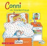 Conni im Krankenhaus / Conni tanzt, 1 Audio-CD