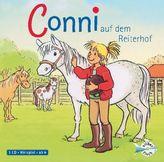 Meine Freundin Conni, Conni auf dem Reiterhof, 1 Audio-CD
