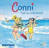 Meine Freundin Conni, Conni reist ans Mittelmeer, 1 Audio-CD