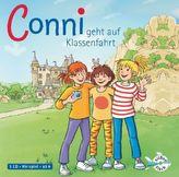 Meine Freundin Conni, Conni geht auf Klassenfahrt, Audio-CD