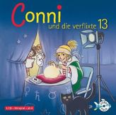 Meine Freundin Conni, Conni und die verflixte 13, Audio-CD