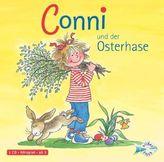 Meine Freundin Conni, Conni und der Osterhase, 1 Audio-CD