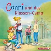 Meine Freundin Conni, Conni und das Klassen-Camp, 1 Audio-CD