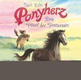 Das Pferd der Prinzessin, 1 Audio-CD