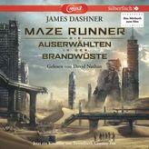 Maze Runner: Die Auserwählten - In der Brandwüste (Filmausgabe), 2 MP3-CDs