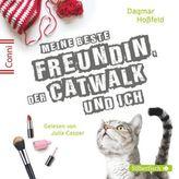 Meine beste Freundin, der Catwalk und ich, 2 Audio-CDs
