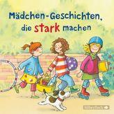 Mädchen-Geschichten, die stark machen, 1 Audio-CD
