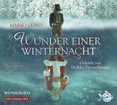 Wunder einer Winternacht, 4 Audio-CDs