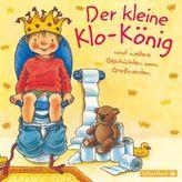 Der kleine Klo-König, 1 Audio-CD