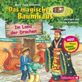 Das magische Baumhaus - Im Land der Drachen, 1 Audio-CD