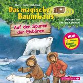 Das magische Baumhaus - Auf den Spuren der Eisbären, 1 Audio-CD