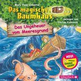 Das magische Baumhaus - Das Ungeheuer vom Meeresgrund, 1 Audio-CD