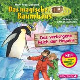 Das magische Baumhaus - Das verborgene Reich der Pinguine, 1 Audio-CD