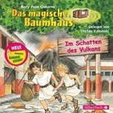 Das magische Baumhaus - Im Schatten des Vulkans, 1 Audio-CD