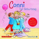 Meine Freundin Conni, Conni hat Geburtstag, 1 Audio-CD
