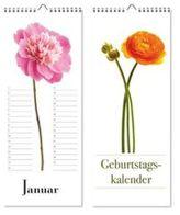 Geburtstagskalender Floral Art