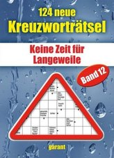 124 neue Kreuzworträtsel. Bd.12