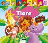 Tiere Fächerbuch