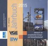 Jahrbuch der europäischen Energie- und Rohstoffwirtschaft 2015, DVD-ROM